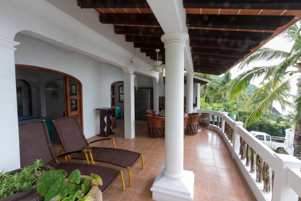 Bungalows Lydia, San Pancho, Sunflower Suite