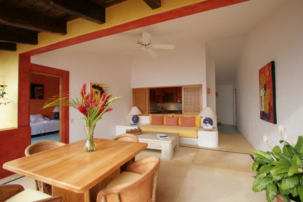 Casitas de las Flores, Costa Careyes, One bedroom casita
