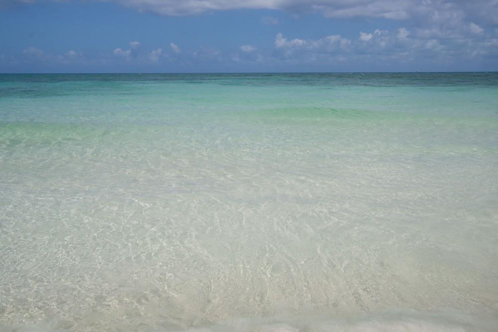 Grand Velas, Riviera Maya, the beach