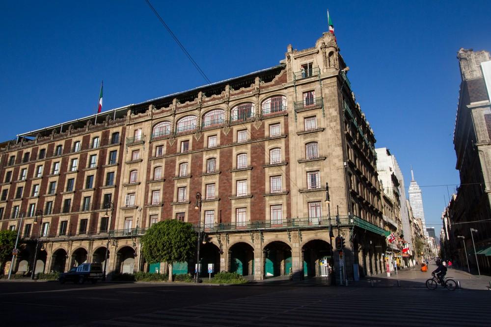 Hotel Majestic, Mexico City