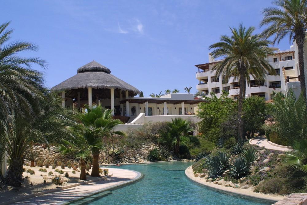 Las Ventanas al Paraiso, Los Cabos, the pools