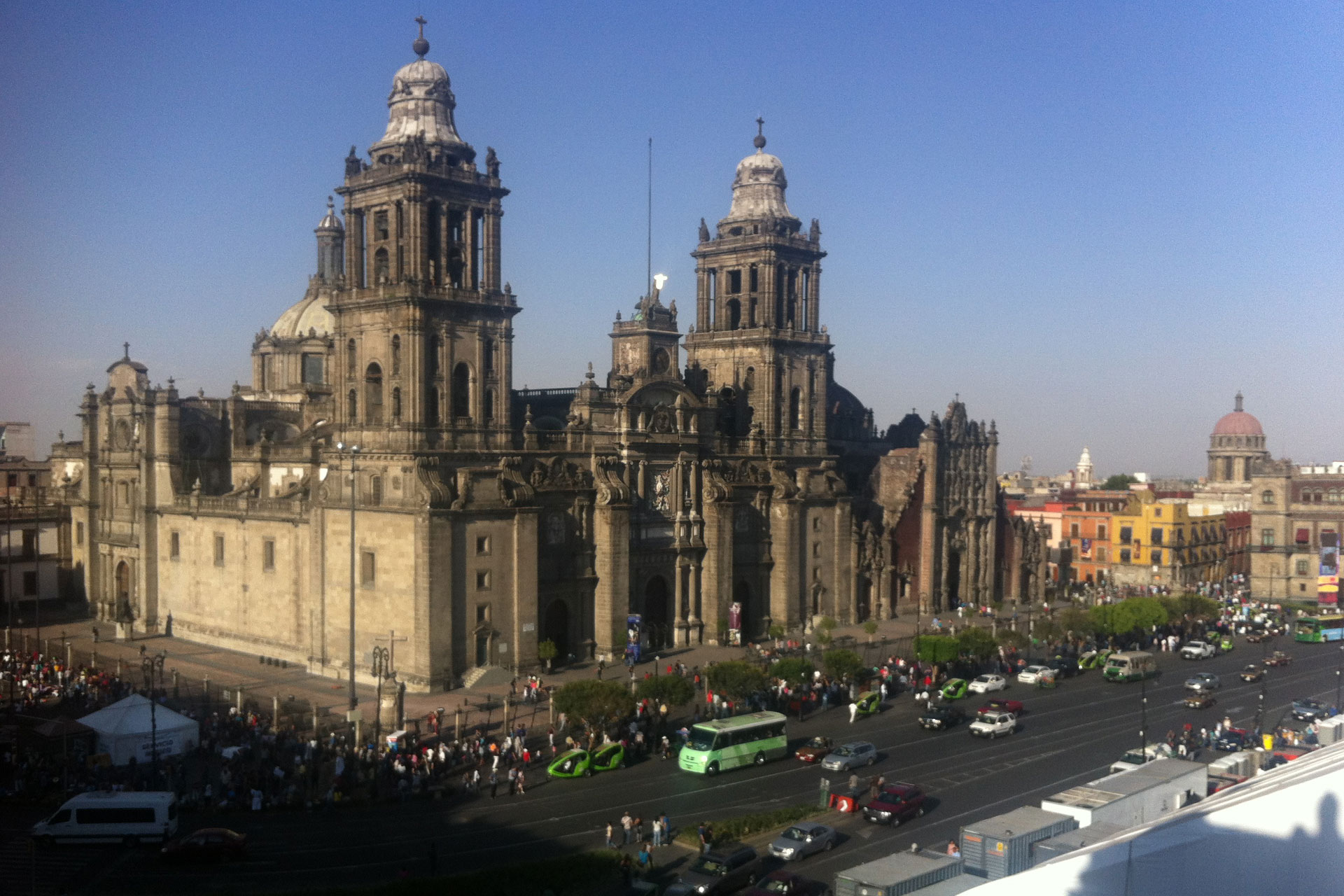 The Cathedral, Mexico City