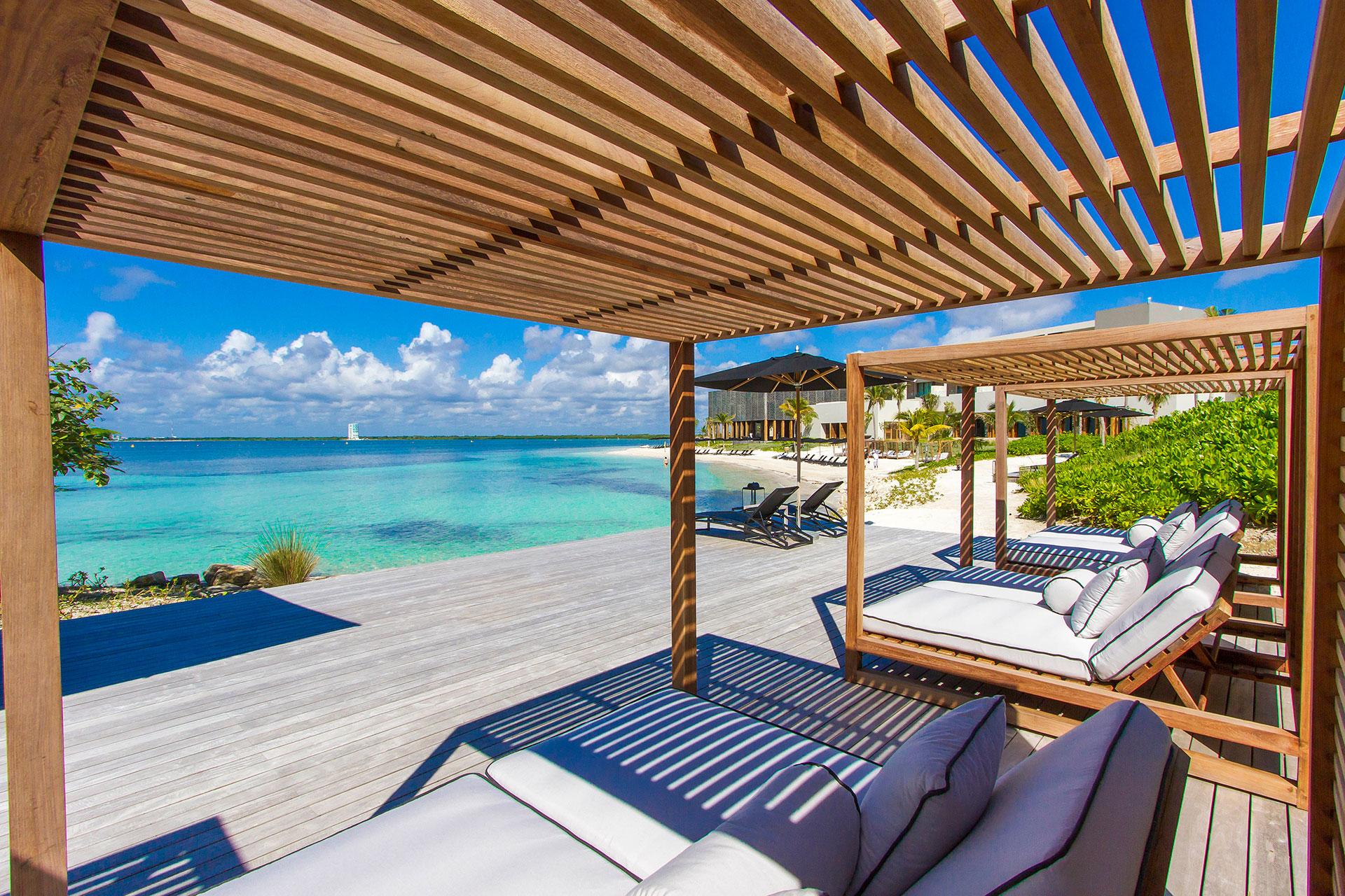 Nizuc Resort and Spa, the beach