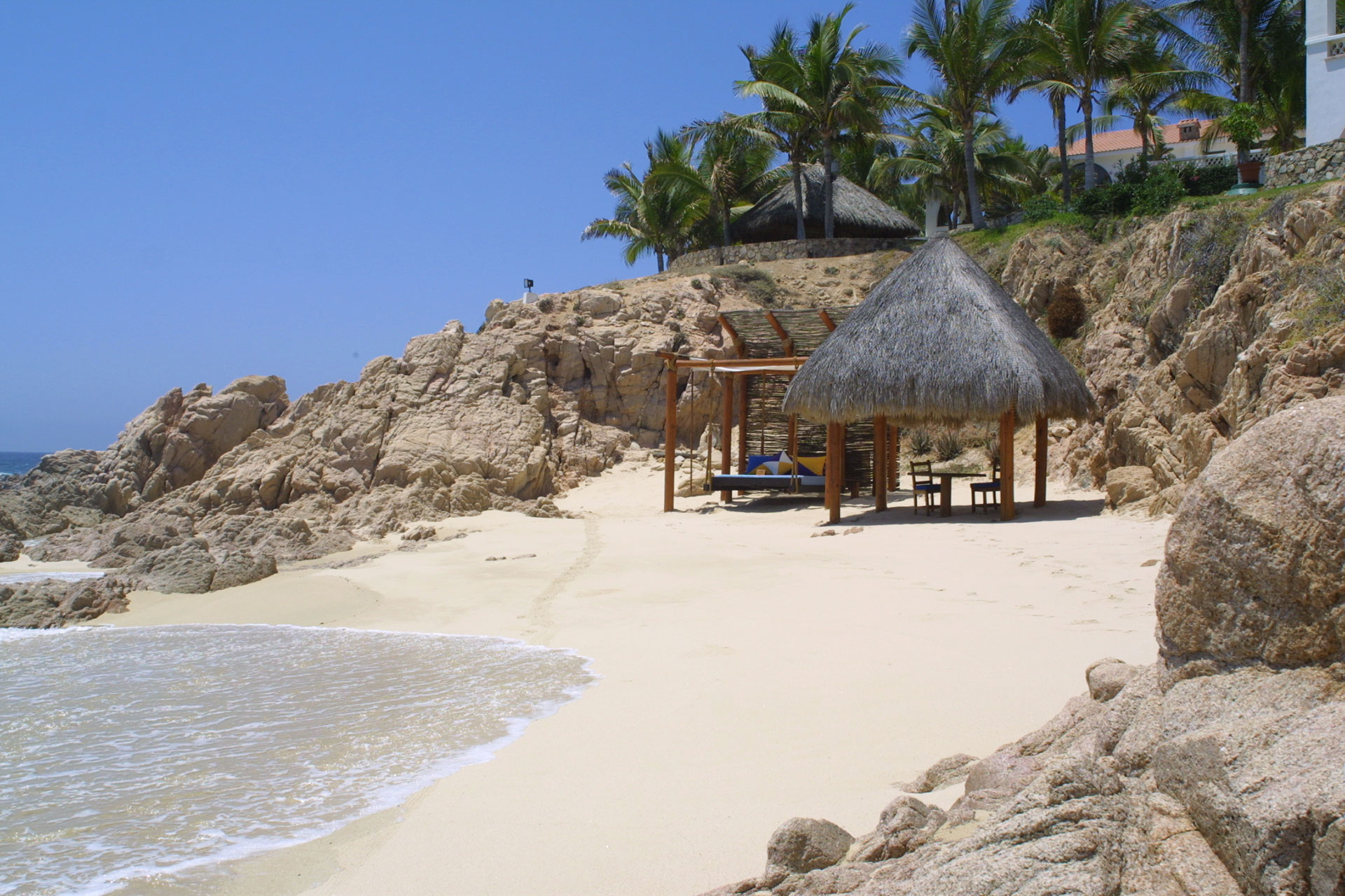 One and Only Palmilla, Los Cabos, the beach