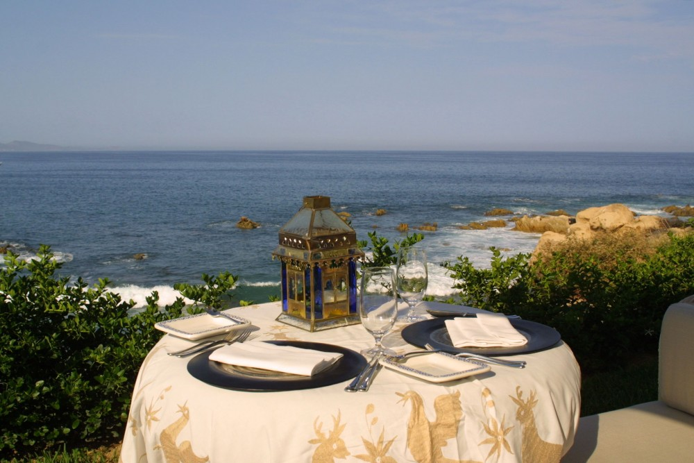 One and Only Palmilla, Los Cabos, the restaurants