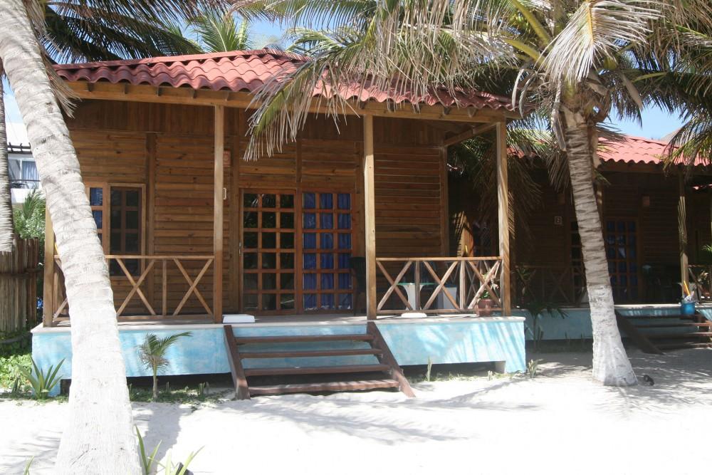 Petit Lafitte, Riviera Maya, the Bungalows