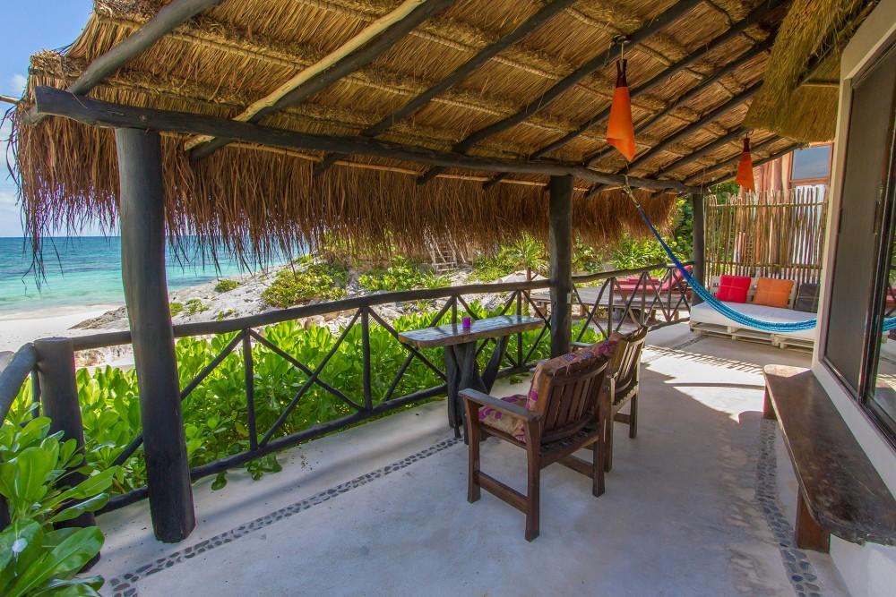 Posada Punta Piedra, Royal Beachfront room