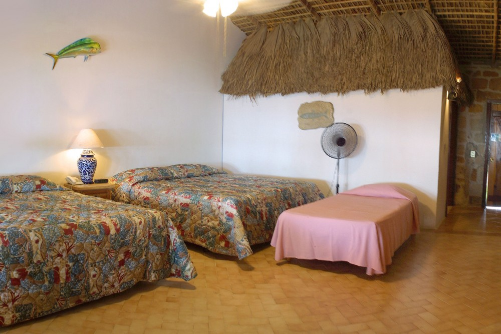 Rancho Leonero, East Cape, Baja California, a Deluxe room
