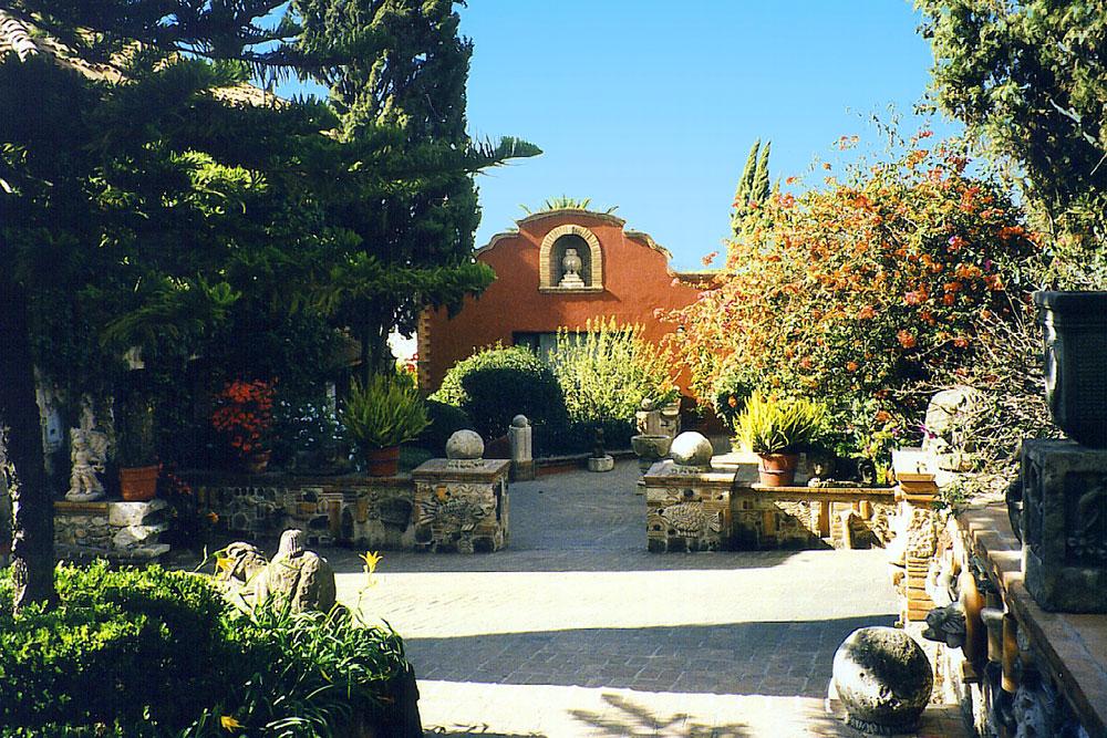 Villa Montana, Morelia